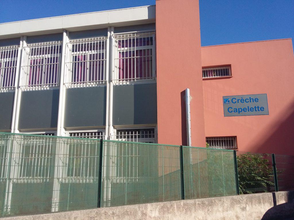 Crèche de la Capelette Marseille