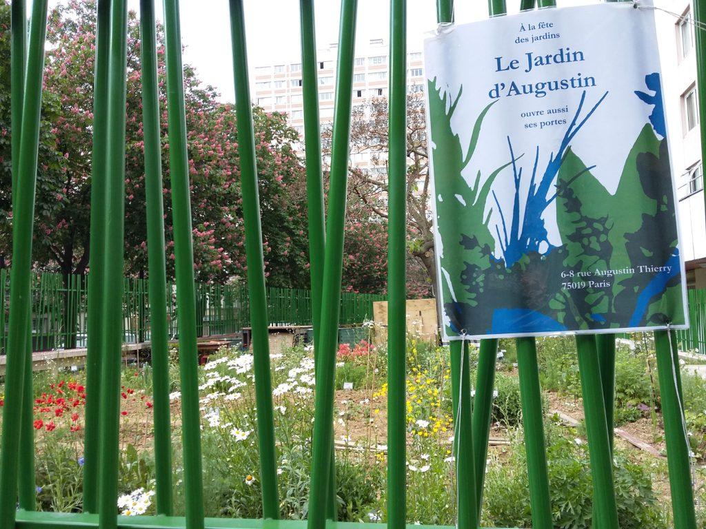 Nature en cage #Paris