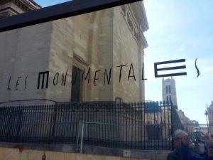 Les monumentalEs par GeV 1