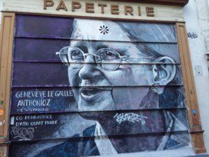 Genevève Antonioz de Gaulle