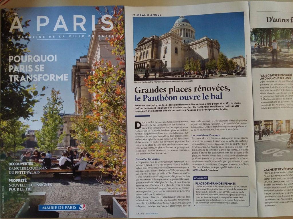 A Paris Automne 2018