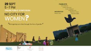 Invitation No City for Women sept 21